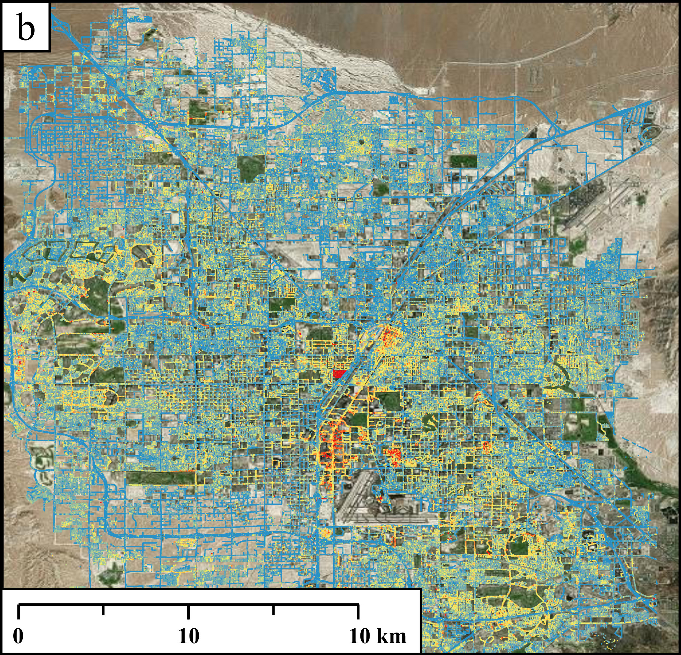 Assessing Local Climate Zones in Arid Cities: The Case of Phoenix, Arizona and Las Vegas, Nevada